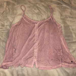 2 American eagle soft and sexy tanks